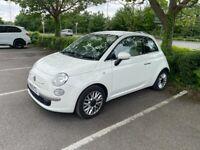 Fiat 500 LOW MILES FULL HISTORY