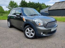 image for MINI COUNTRYMAN COOPER D  ALL4 4x4, 1.6, 2010 (60)