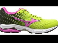 Ladies mizuno wave rider trainers