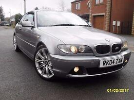 BMW 320 Cd Coupe, 2004, FSH Diesel