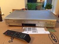 Samsung DVD & VCR combo