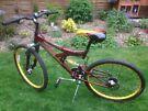 Adult Mountain Bike - Spares or Repair