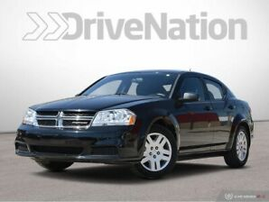 2013 Dodge Avenger CRUISE CONTROL | FUEL EFFICIENT | LOW KILO...