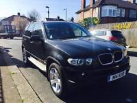 BMW X5 3.0i SPORTS 77000 miles, full service history, family Owens from new