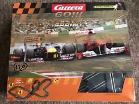 Carrera Go Racing car track