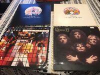 Queen vinyl job lot