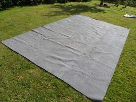 Breathable Awning Groundsheet