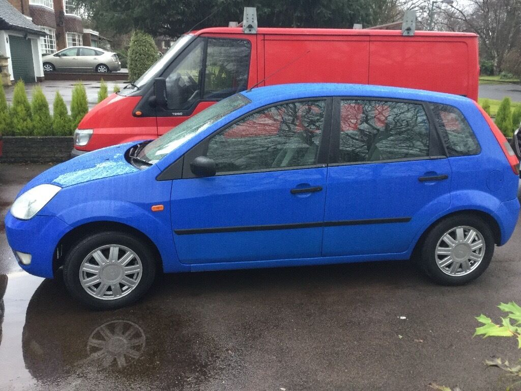 ford fiesta ghia 2003 in walsall west midlands gumtree. Black Bedroom Furniture Sets. Home Design Ideas