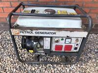 2.4kva petrol generator