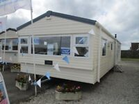 Double glazed & centrally heated caravan at Cayton Bay, 12 month park