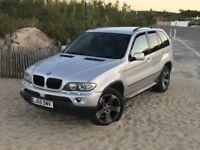 2006 BMW X5 3.0D SPORT 127K, FULL SERVICE HYSTORY, MOT 1 YEAR