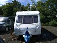 Ace Jubilee Envoy 2008 fixed bed 4 berth