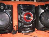 Samsung HiFi sound System MX-H630