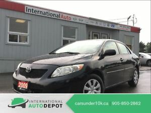 2009 Toyota Corolla CE | CRUISE | A/C | PWR GROUP