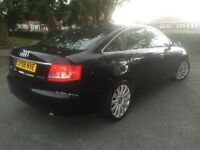 58 AUDI A6 2.0TDI LIMITED BLACK EDITION not BMW VW Mercedes SKODA ford Vauxhall Peugeot Renault SEAT
