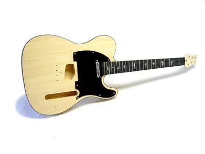 E-Gitarren Bausatz / Guitar Kit ML-Factory® MLT Sky Bird mit Bird Inlays gebraucht kaufen  Algenstedt