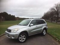 2005 TOYOTA RAV4 2.0 VVT-i XT-R, PETROL, MAN, 5-DR***MOT 29th DEC 2017 - NO ADVISORIES**DRIVES GREAT