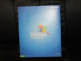 WINDOWS XP PROFFESSIONAL INSTALLATION DISC