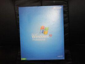 WINDOWS XP PROFFESSIONAL INSTALLATION DISC