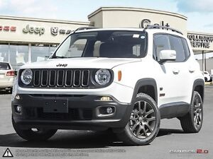 2016 Jeep Renegade | NORTH | 4X4 | X COMPANY DEMO | 75TH EDITION