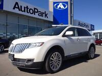 2011 Lincoln MKX NAVIGATION // BACK UP CAM // PANORAMIC SUNROOF