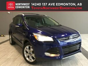 2014 Ford Escape Titanium | Heat Leather Seat | Nav | Back Up Ca