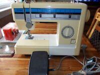 (Jones) Sewing Machine (VX360) Loook****