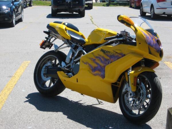 Used 2005 Ducati Superbike