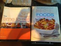 Diet cook books
