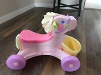 Fisher-price Ride on horse - Fully working with sounds