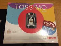 Unopened Bosch Tassimo Coffee Machine