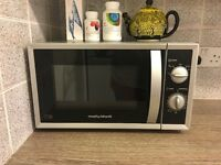 Morphy richards microwave with defrost option MM82