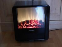 Dimplex microfire electric fire