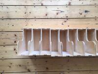 Wood Magazine / Paper File Organizers