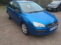 FORD FOCUS 1.6l 2005 BARGAIN £590
