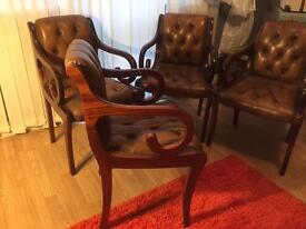 Chesterfield Chairs