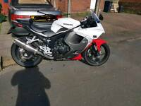Cheapest Hyosung GT125cc