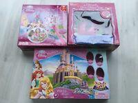 Disney princess board games