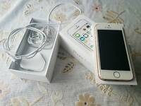 iPhone 5s in gold unlocked