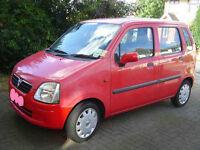 Vauxhall Agila 1L (2002) cam chain broken -spares or repair - OFFERS