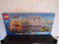 lego city bridge transporter 7900