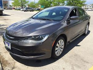 2015 Chrysler 200 LX / bluetooth / PUSH 2 START