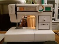Sewing Machine Toyota 2260 Very Good Condition