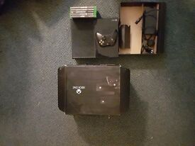 Xbox One 500GB with games and accessories