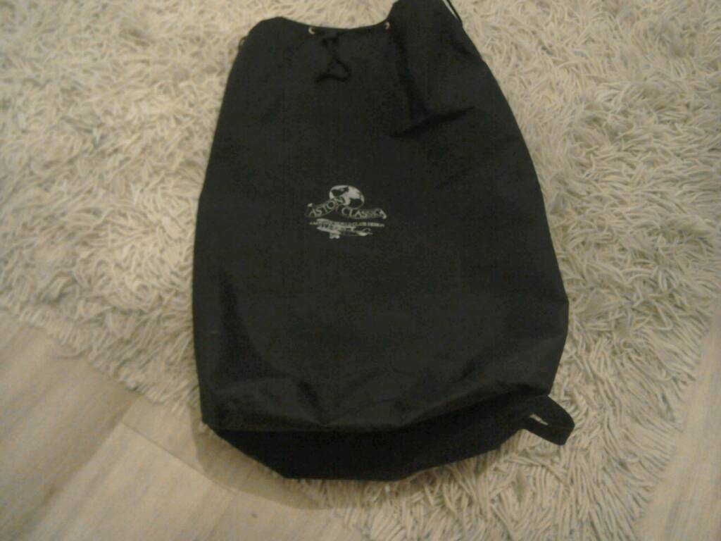 Aston classic backpack