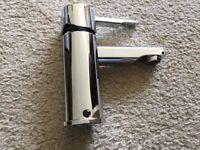 Damixa chrome basin tap with plumbing kit