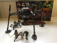 Star Wars Lego Homing Spider Droid 75016