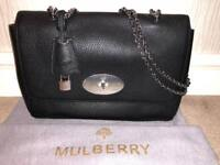Black Mulberry Style Bag