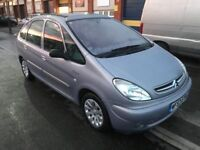 2003 Citroen Picasso 2.0 hdi panoramic roof 12 months mot