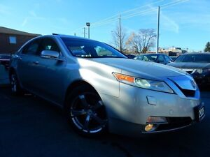 2009 Acura TL SH-AWD | FULLY LOADED | ONE OWNER | NO ACCIDENTS